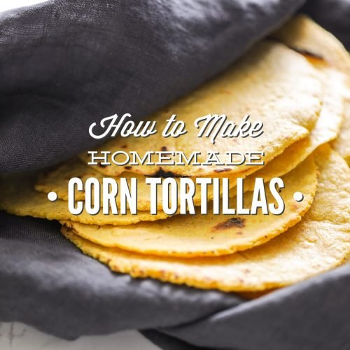 How To Make Homemade Corn Tortillas Live Simply