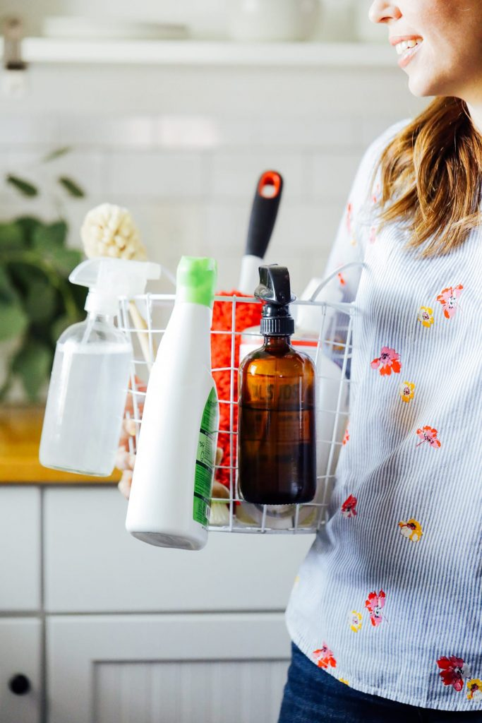 Making the switch to all natural products doesn't have to be hard. Here are some DIY and store bought options to make that switch easier.