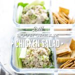 Dill-Sour Cream Chicken Salad