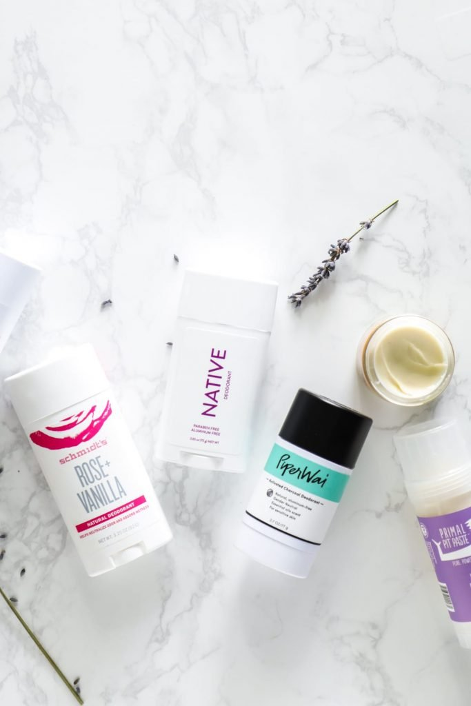 Better safe than sorry for my armpits! Let's take the aluminum out of our deodorant. These are the best all natural deodorant options I've found over the years.