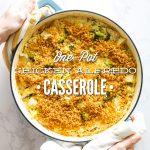 One-Pot Chicken Alfredo Casserole