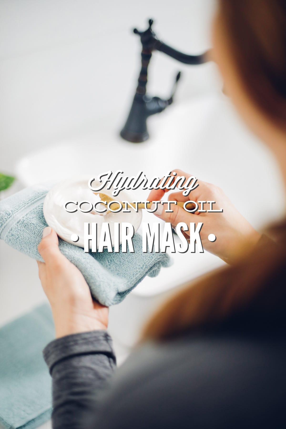 Hydrating Coconut Oil Hair Mask