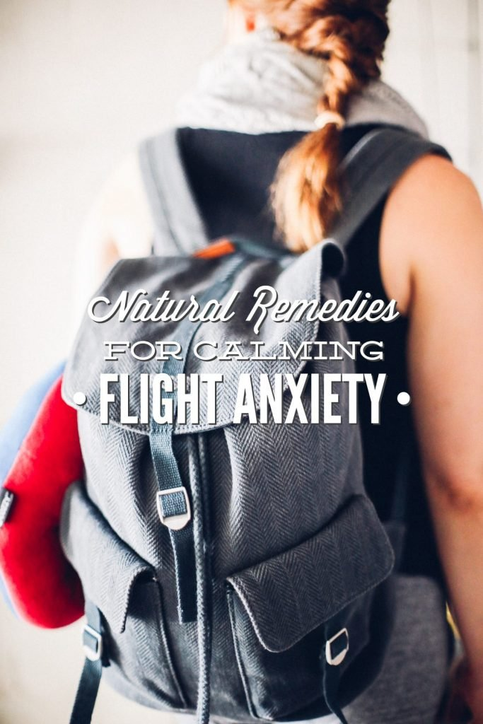 As much as I love taking trips with my family, the anxiety of flying often makes me dread the trip. For a recent trip, I decided to get ahead of the anxiety game with these awesome all natural remedies for flight anxiety and making flying comfortable!