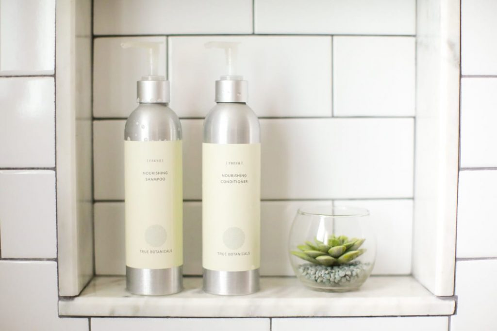 Make the switch to non-toxic shampoo and conditioner (natural product recommendation)
