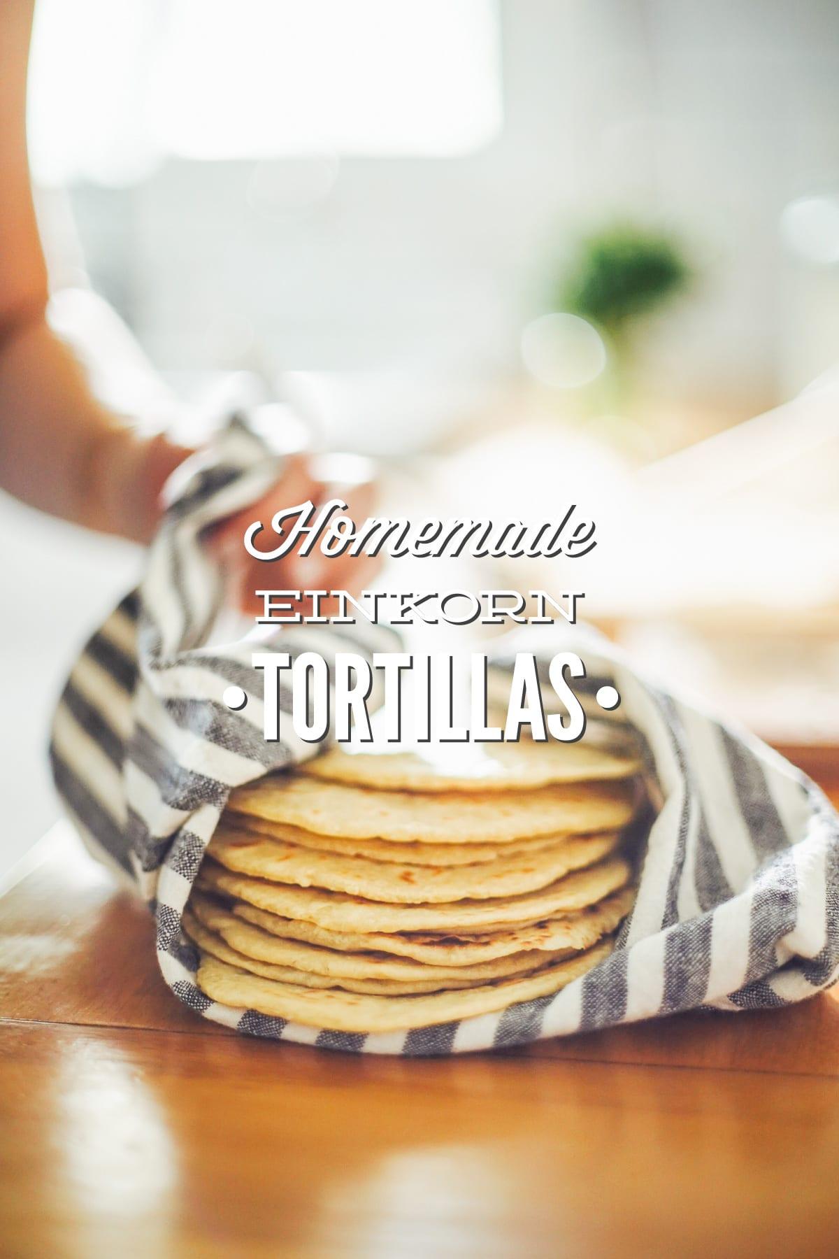 Homemade-Einkorn-Flour-Tortillas