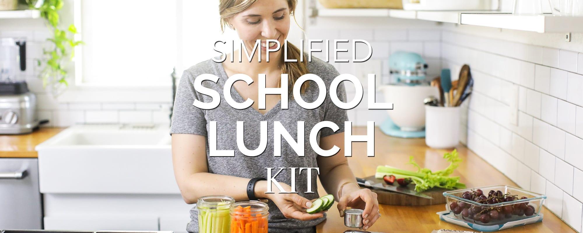 School Lunch Simplified