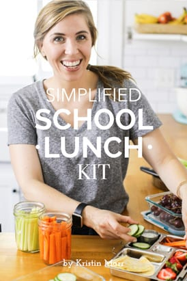 Simplified School Lunch Kit