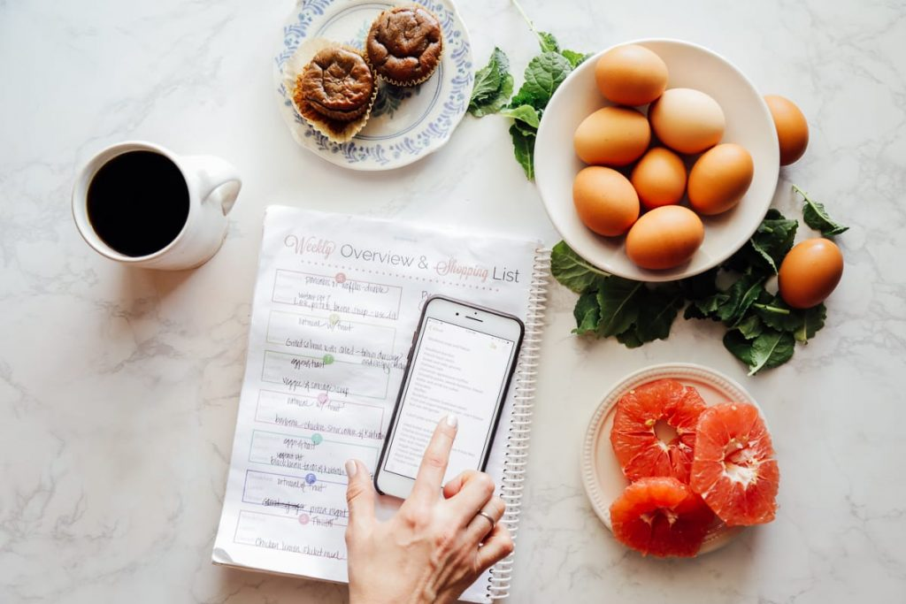 How to simplify packing school lunch with a rotational meal plan. How to create a rotational meal plan and use this list to build nourishing lunches.