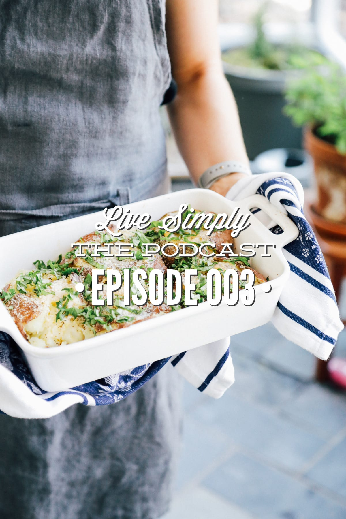 Episode 003 Live Simply Podcast