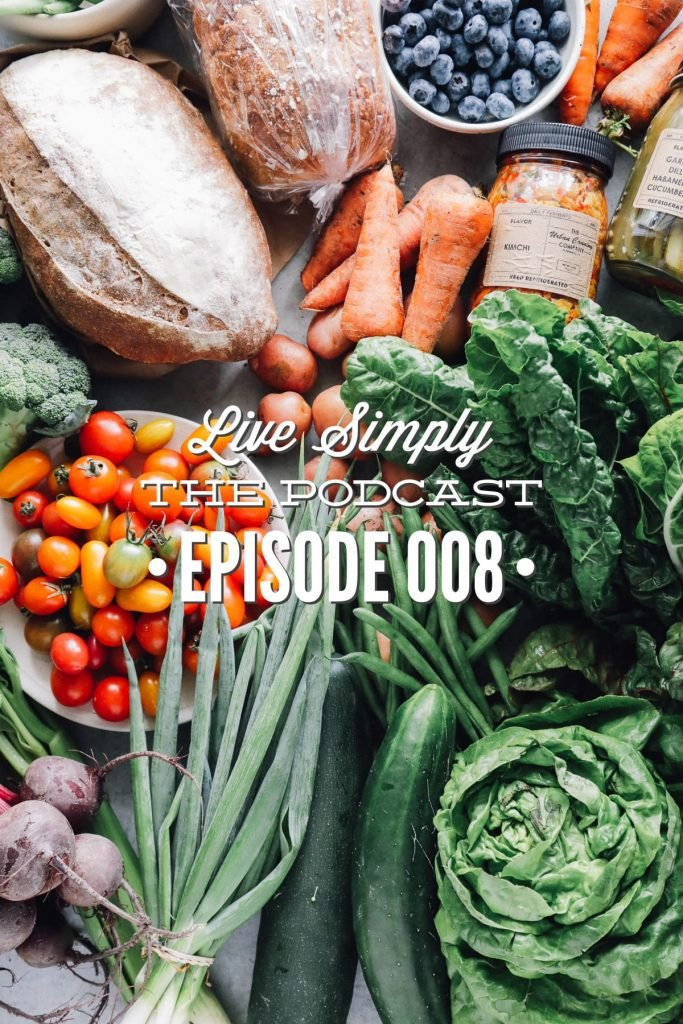 In today's podcast episode, Ellen and Cole share what seasonal eating means and what exactly a CSA is and what this looks like.