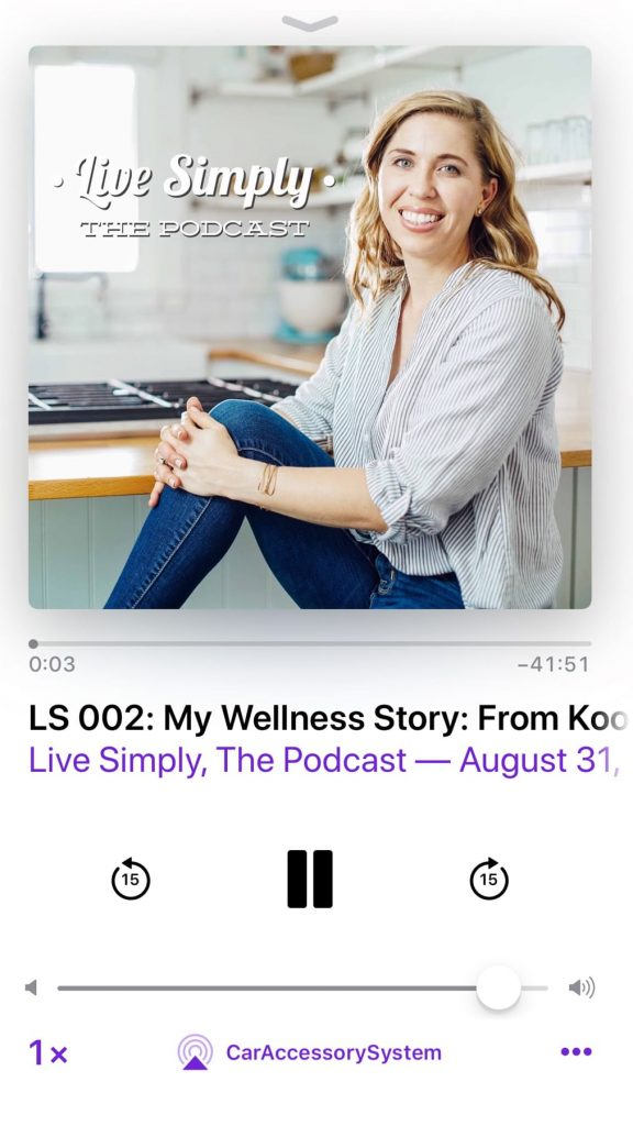 Today, on Live Simply, The Podcast, I'm going to share my wellness journey with you, which all started with Kool-Aid and Velveeta Cheese. Episode 002
