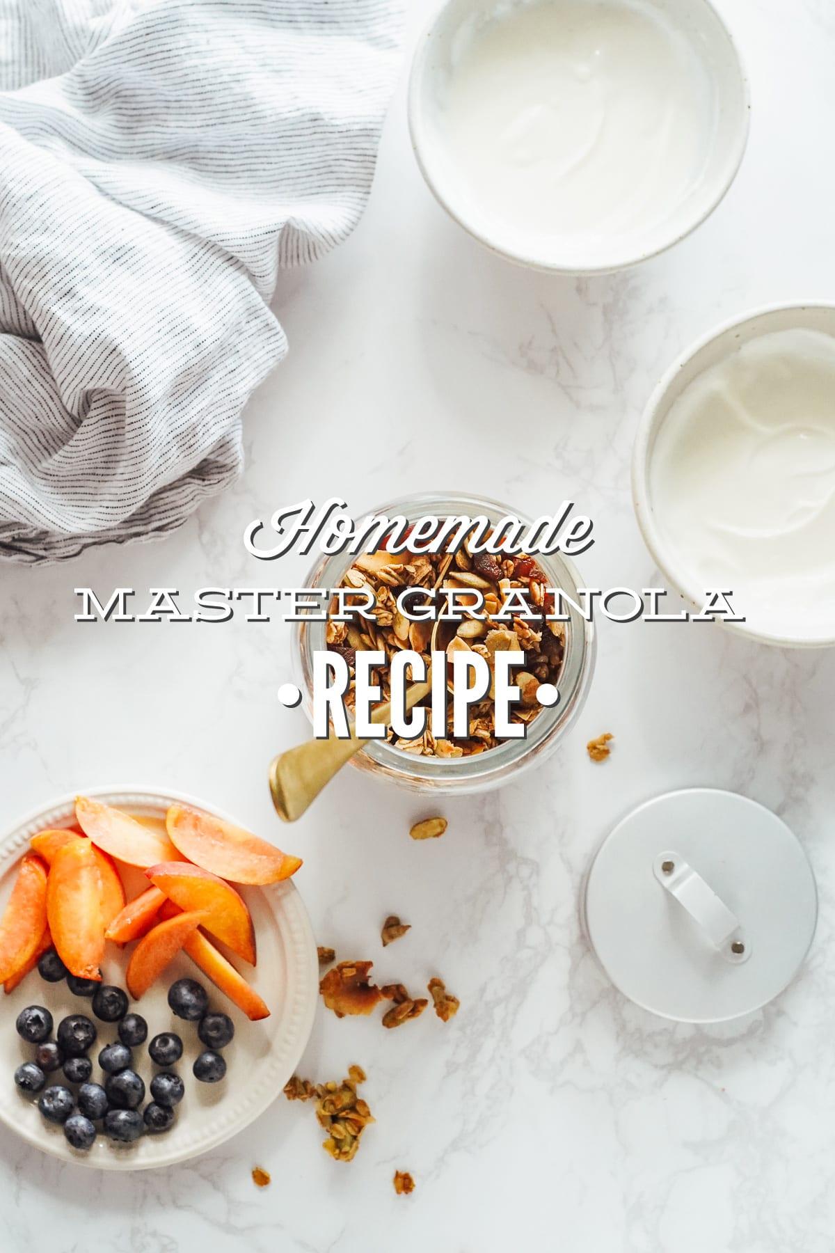 Master-Homemade-Granola-Recipe