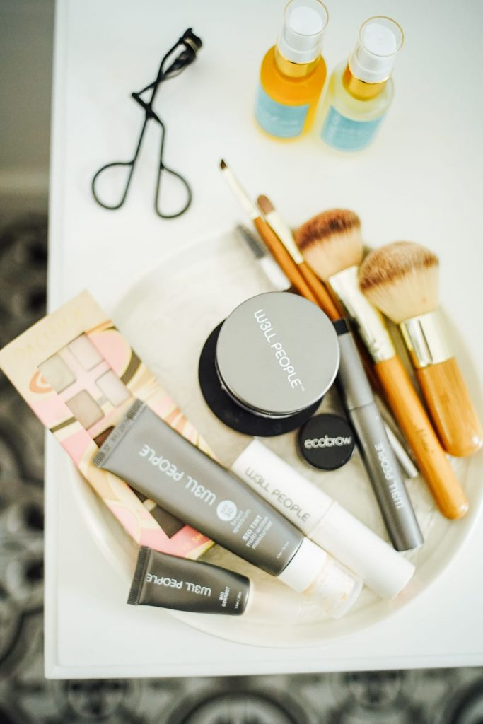I love my makeup routine. With these non-toxic products, I can get ready in under 10 minutes each morning. The best part is that many of these products are now found at Target.