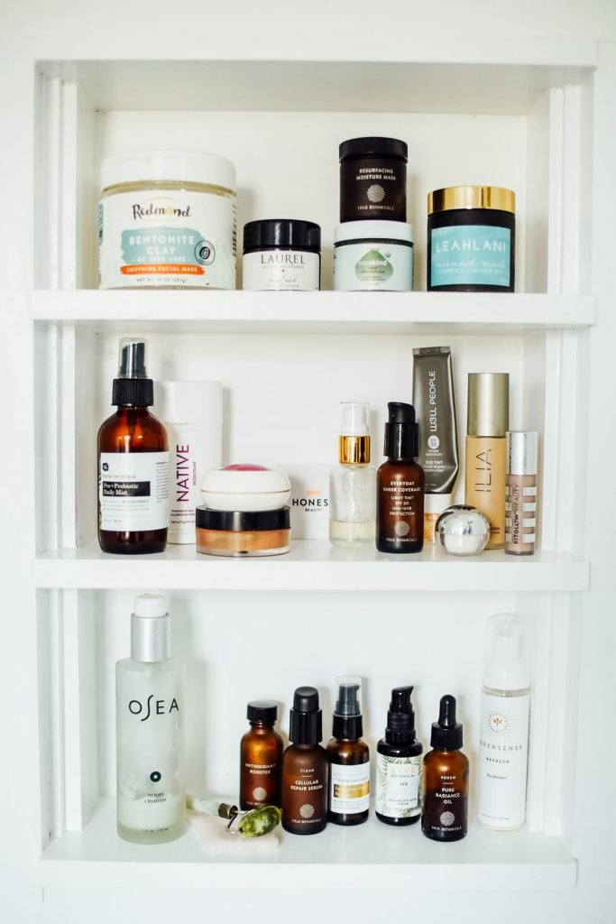 Natural Makeup Products: My Makeup Routine