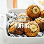 Einkorn Banana-Maple Muffins