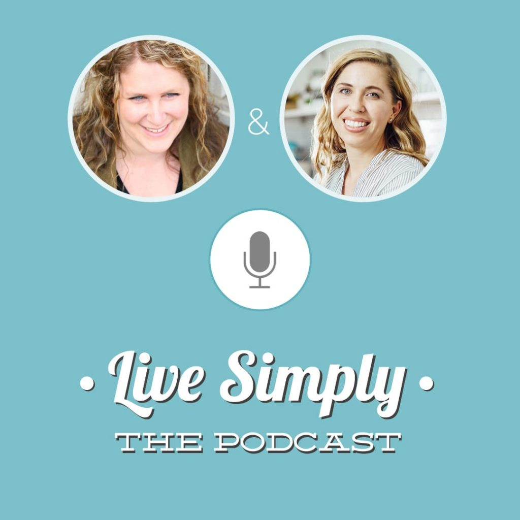 Live Simply, The Podcast Episode 016: Simplify School Mornings With A Breakfast Routine and How to Pack Simple Real Food Lunches With Renee From Raising Generation Nourished