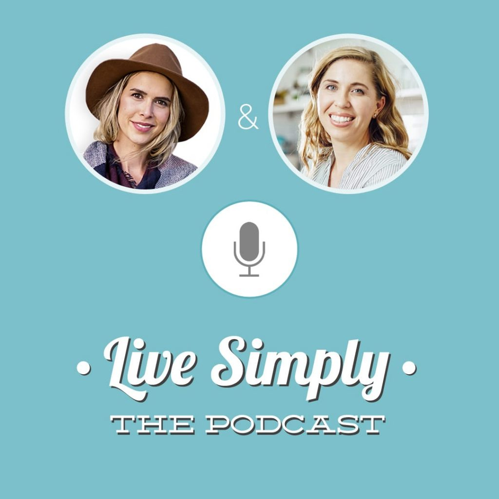 Today, on Live Simply, The Podcast, I'm talking to Suzi from Gurl Gone Green. In today's podcast episode, Suzi shares about all-things natural skincare.