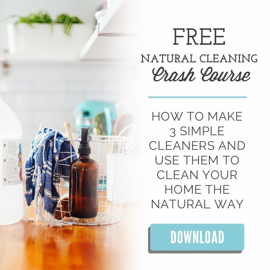 Natural Cleaning Crash Course