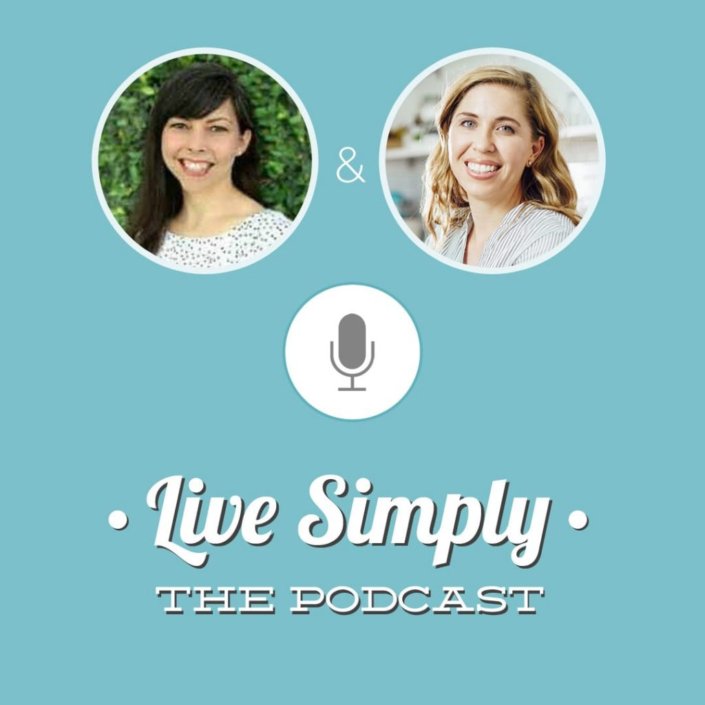 Live Simply, The Podcast Episode 19: Naturally Approaching Hormone Imbalances With Dena From Back to the Book Nutrition