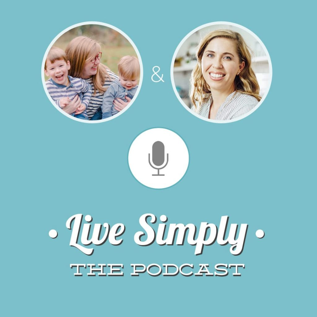 Live Simply, The Podcast Episode 023: The Encouragement You Need to Grow Your Own Food with Lacey from The Rab Farm