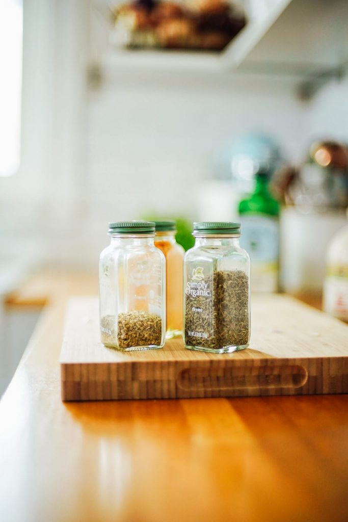 How to make a vinaigrette salad dressing and customize it to your liking. This master recipe may be used as a salad dressing or meat marinade.