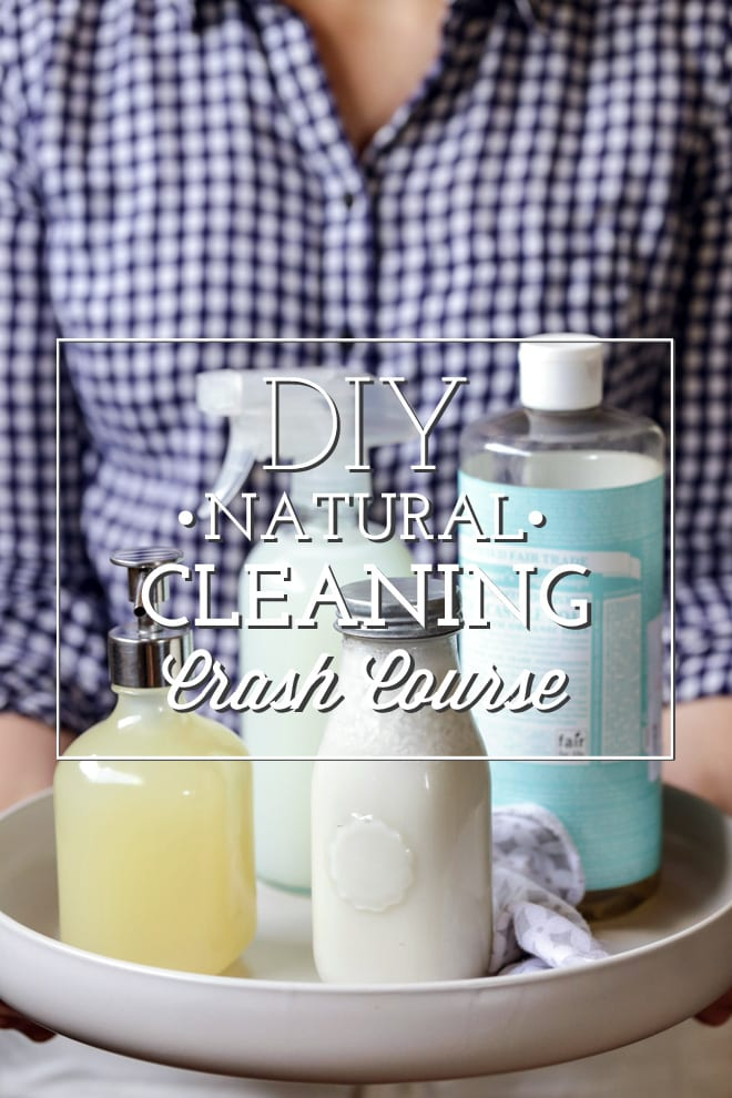 Free Natural Cleaning Crash Course