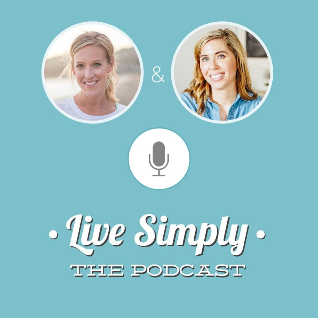 Live Simply, The Podcast: A Balanced and Body Positive Approach to Exercise