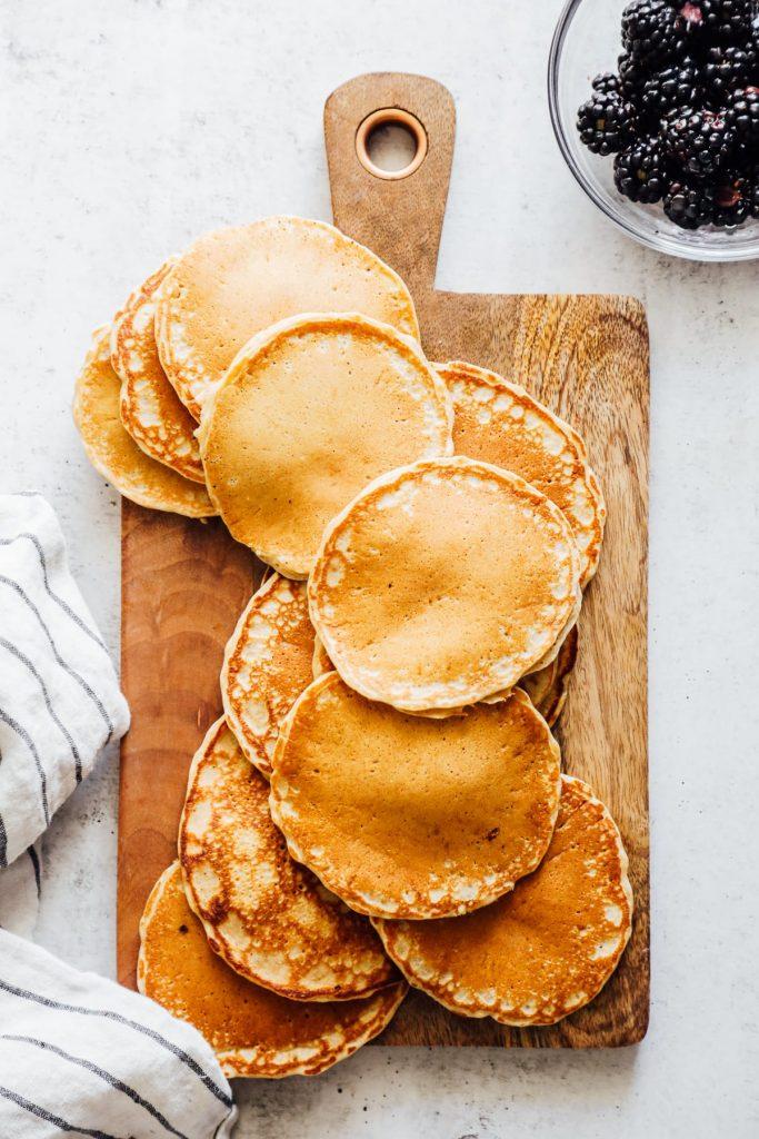 Einkorn-Pancakes