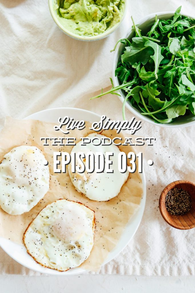 Live Simply Podcast: Keto 101 with Dr. Josh Axe