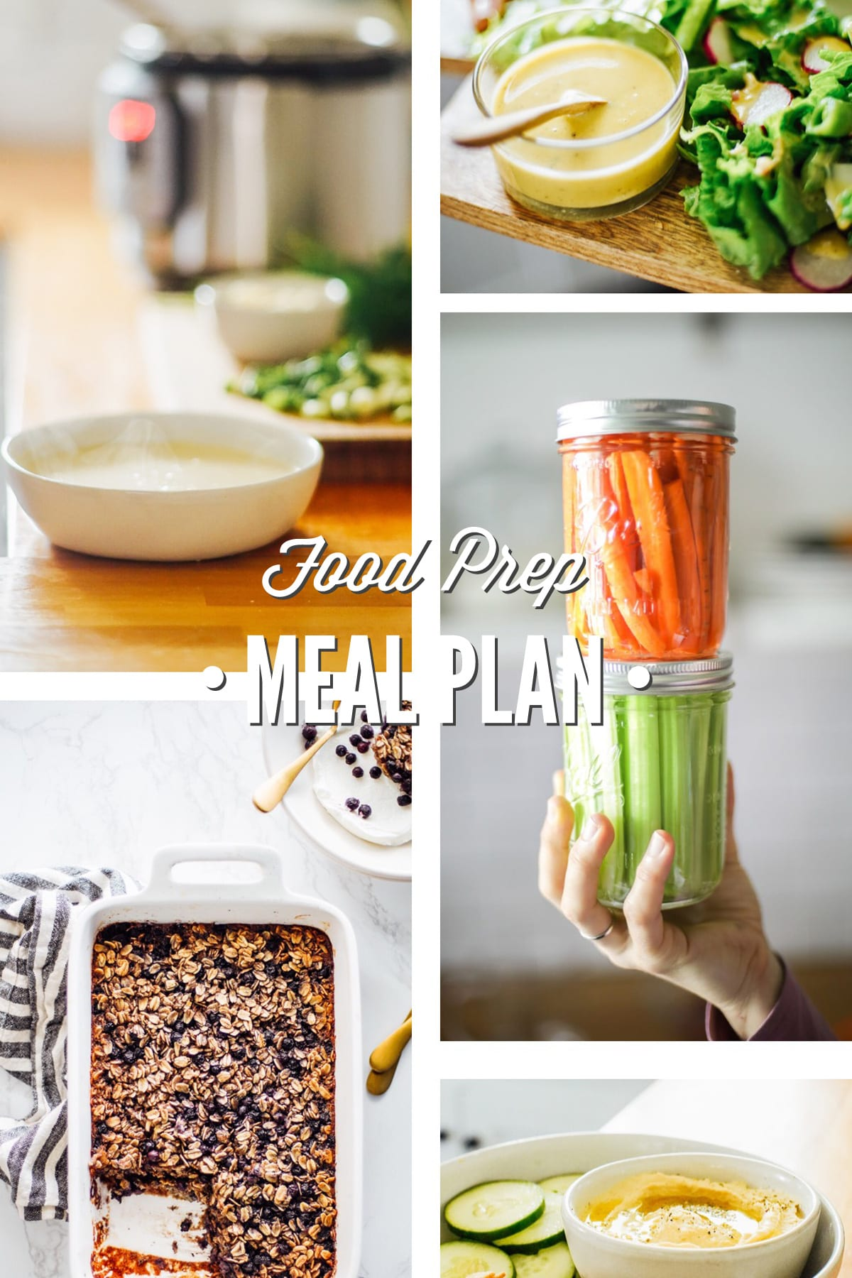 Food Prep Plan: 6 Foods You Can Make Now and Enjoy All Week