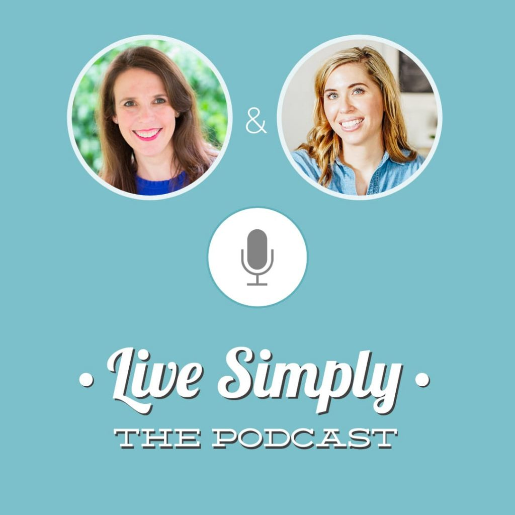Live Simply, The Podcast: Getting Kids Excited About New Foods and Cutting Sugar Intake