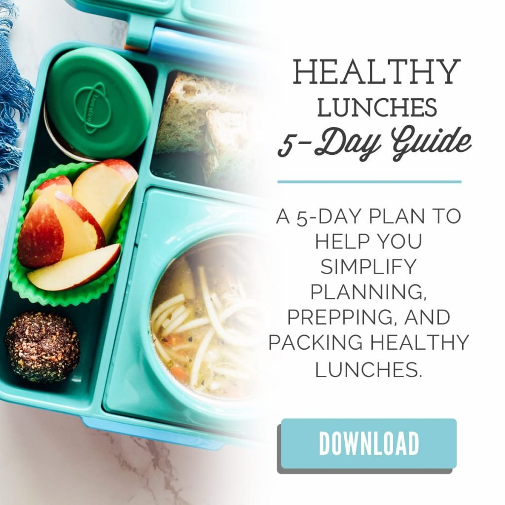 Healthy Lunches Guide