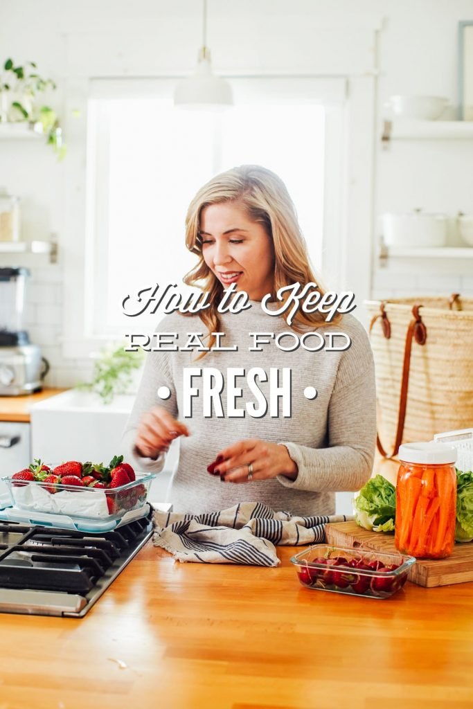 How to Keep Food Fresh, Avoid Food Waste, and Save Money