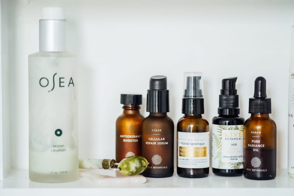 Natural, Non-Toxic Morning and Evening Routine