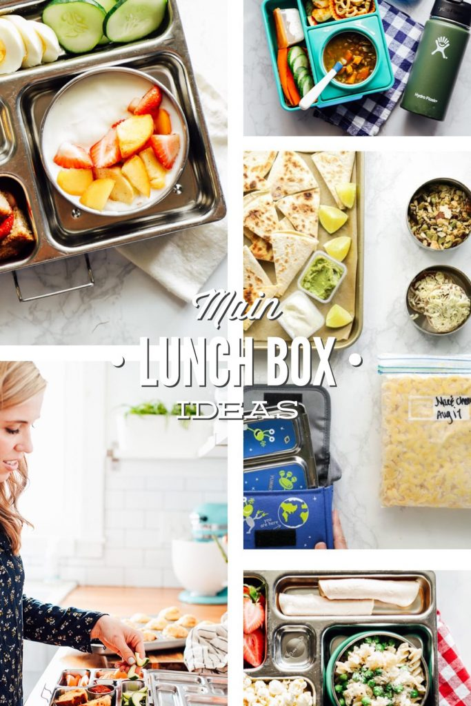 20 Healthy Lunchbox Ideas for Kids