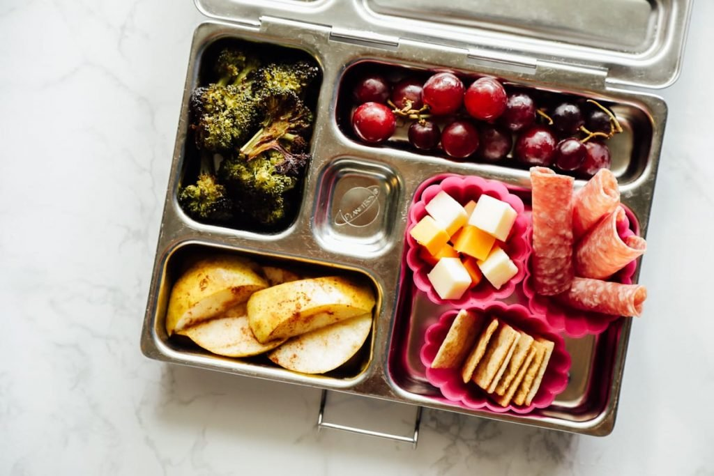 Healthy Lunch Idea: Homemade Lunchable