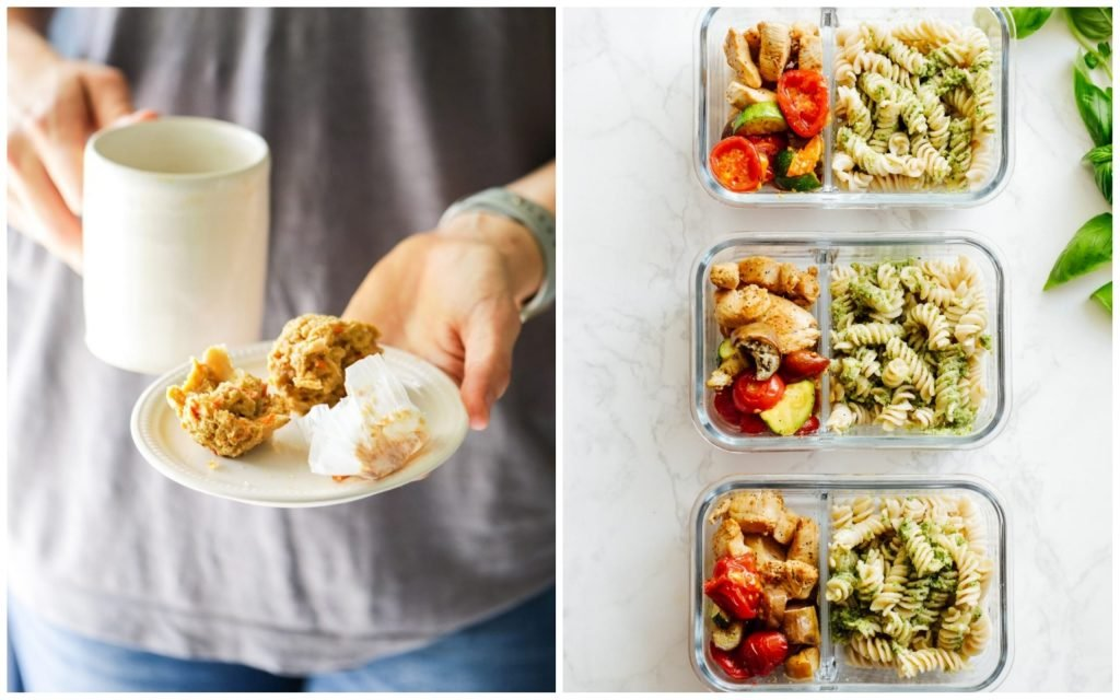 Real Food Meal Prep Plan: Easy Meal Prep Ideas for One Week of Real Food Meals