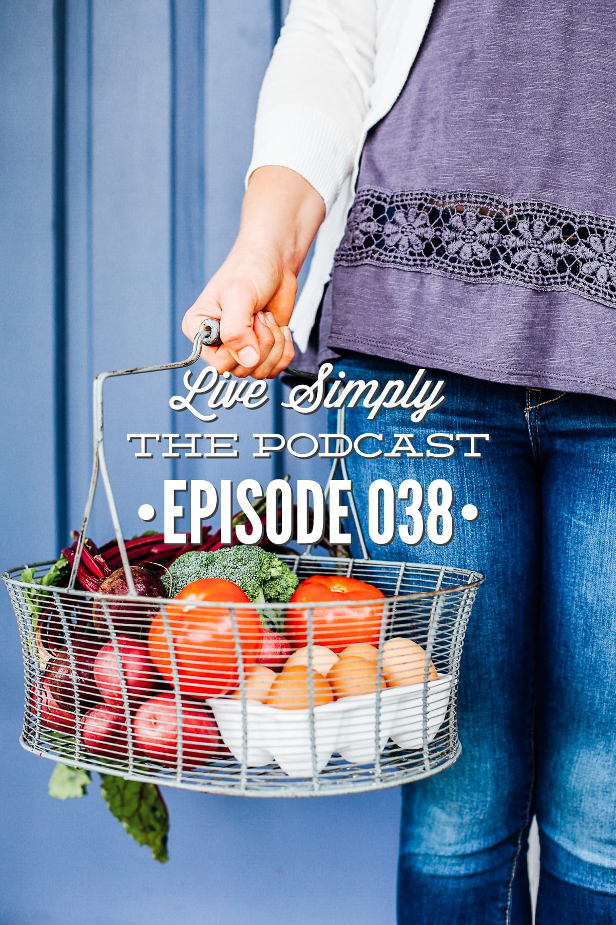 Live Simply, The Podcast: Artificial Food Dye and Eating Real Food in a Food Desert
