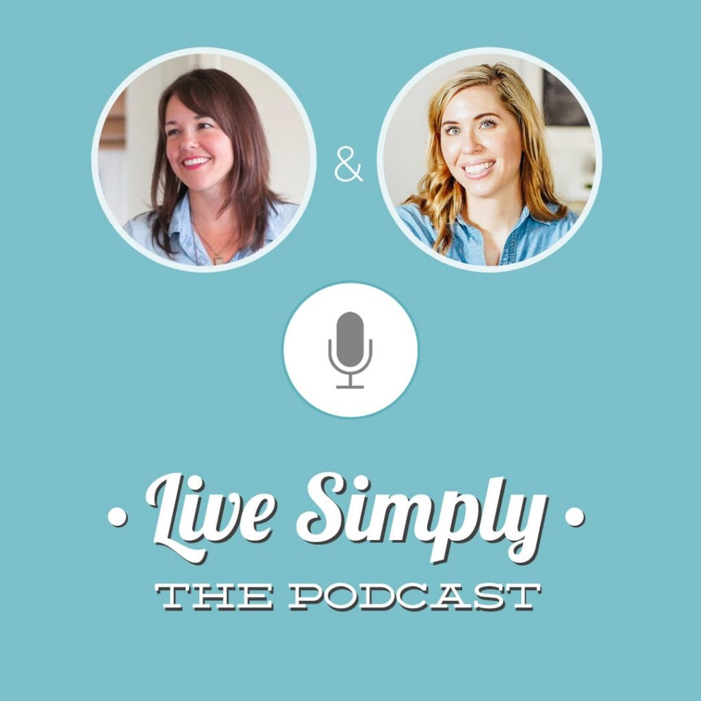 Live Simply, The Podcast: Hashimoto's with Carrie Vitt