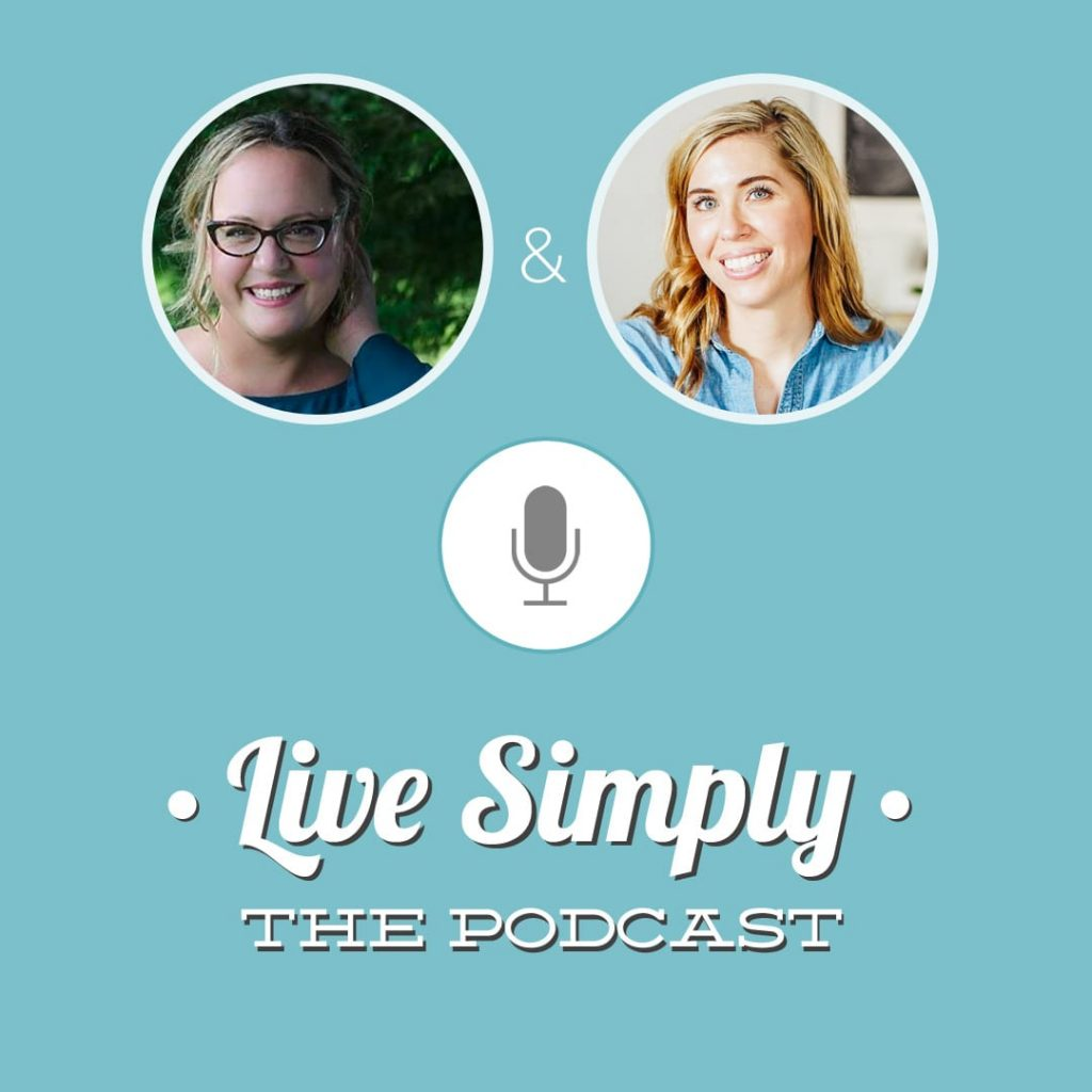 Live Simply Podcast 040: Why Tradition Should Guide How and What We Eat with Jenny from Nourished Kitchen