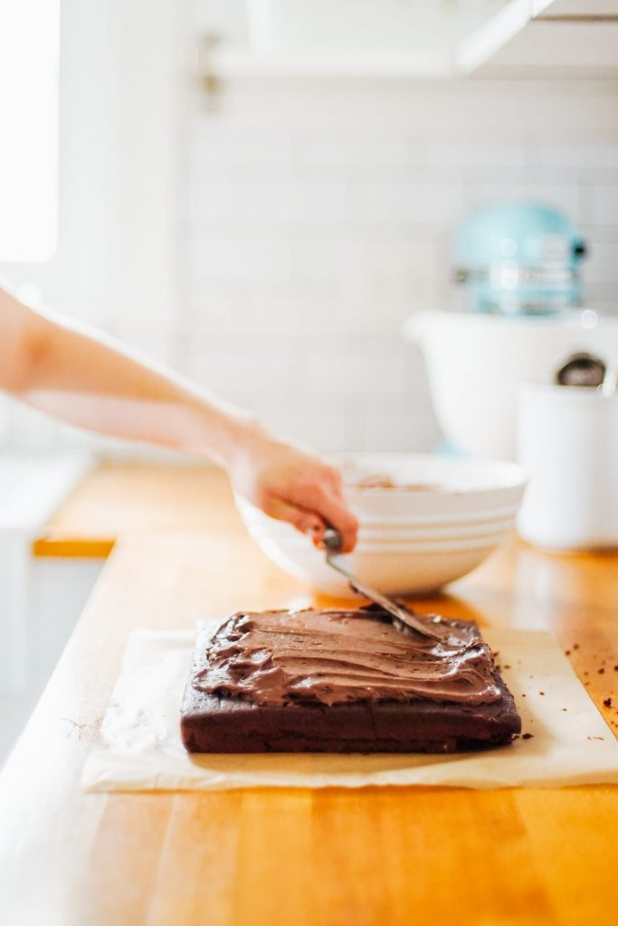 Einkorn Chocolate Cake Recipe