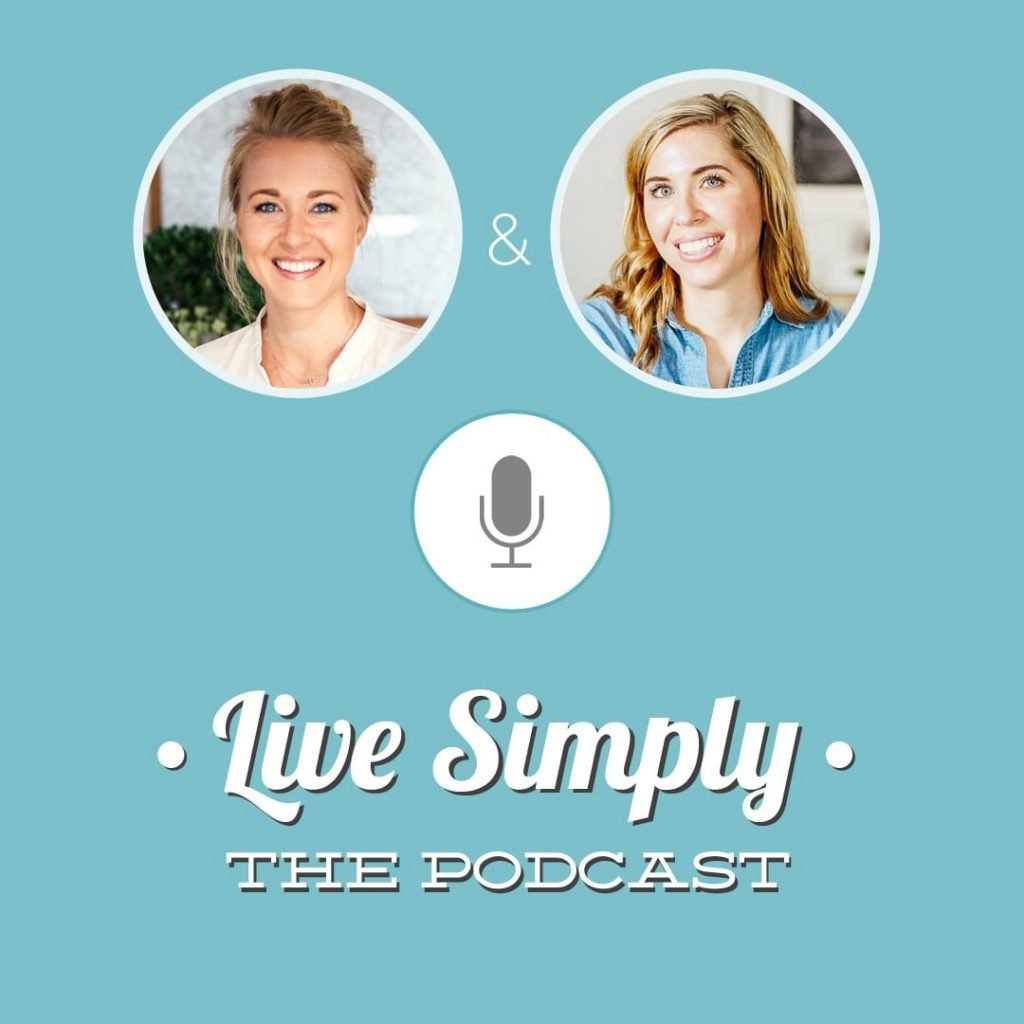 Live Simply, The Podcast: Non-Toxic Cleaning Products