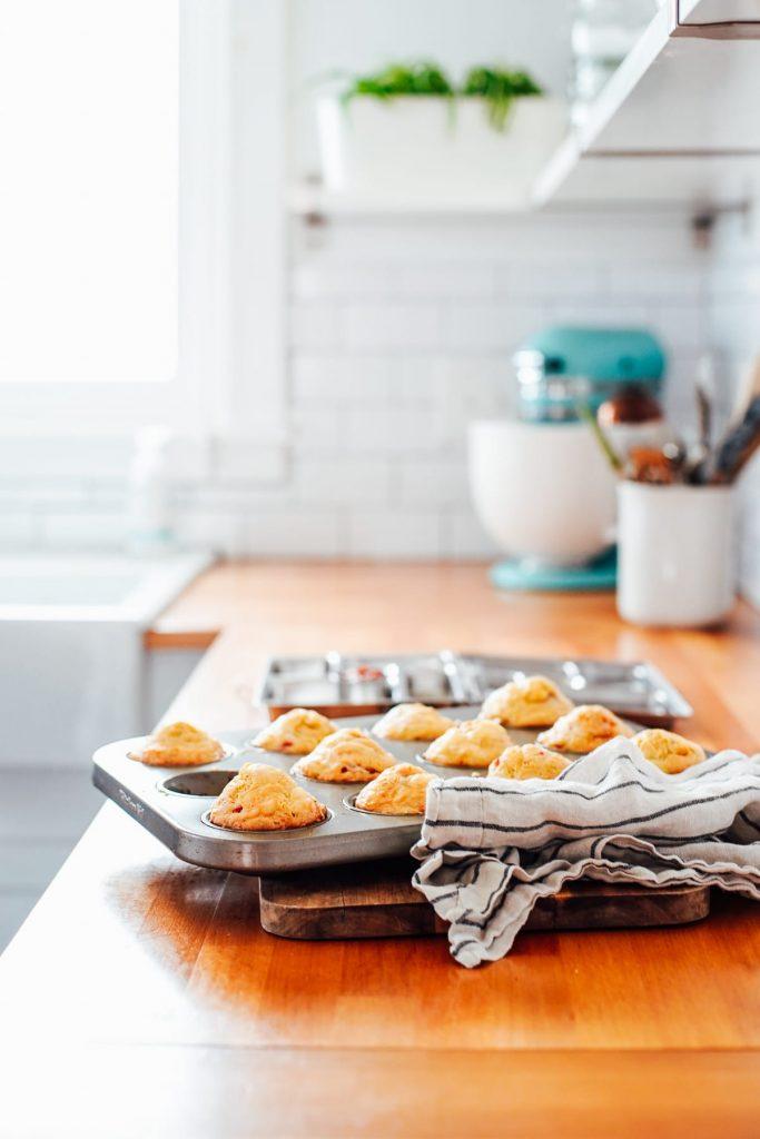 Einkorn Muffins