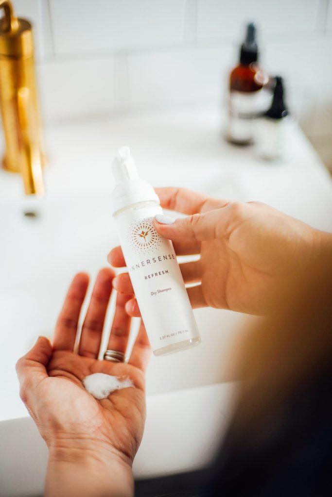 non-toxic dry shampoo