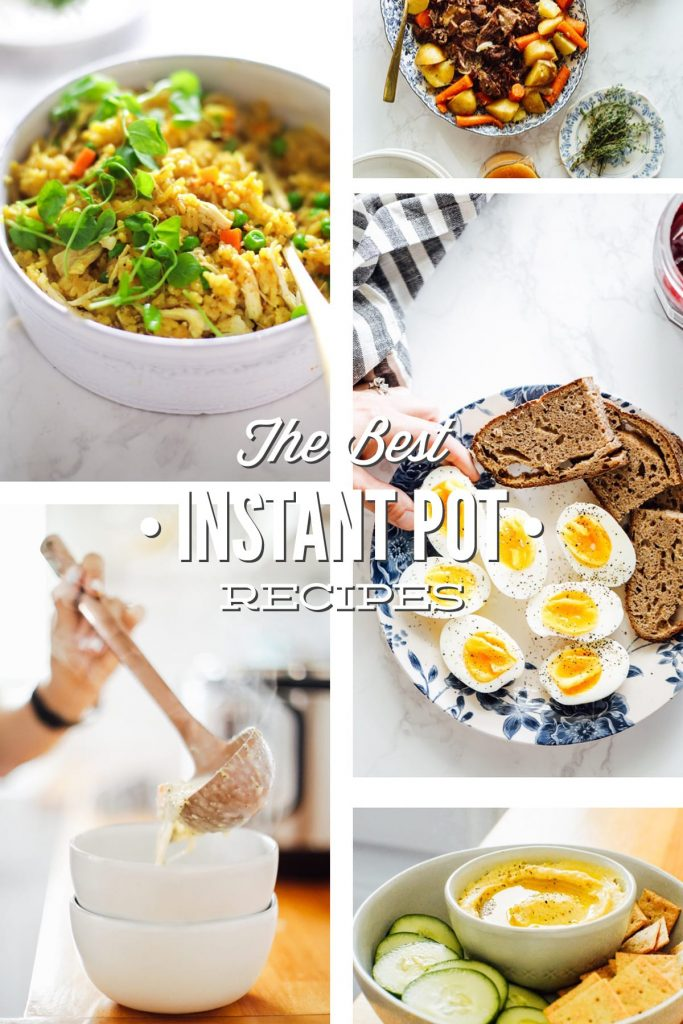 The Best Instant Pot Recipes
