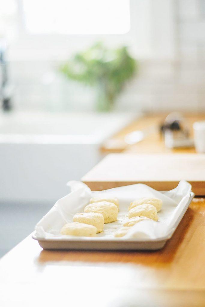 Einkorn Biscuits