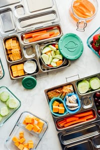 Healthy Lunches Meal Planning Guide