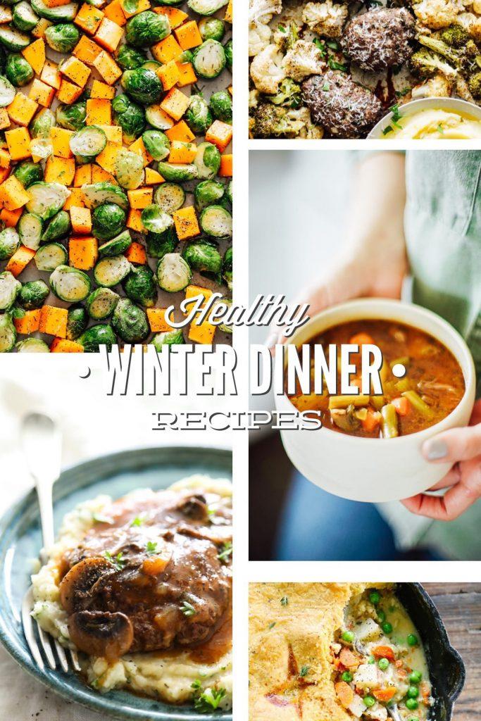 Healthy Winter Dinner Recipes