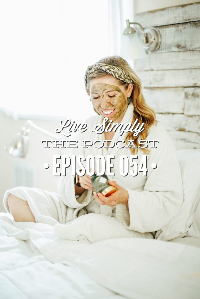 Live Simply Podcast: Cycle Syncing