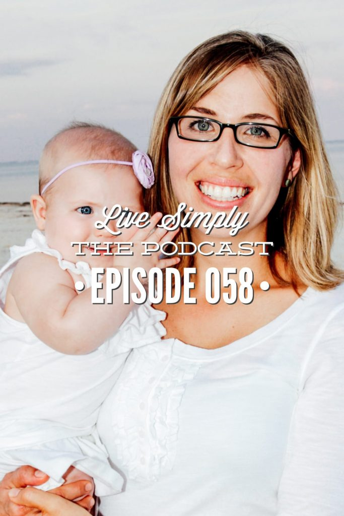 Live Simply Podcast 4th Trimester
